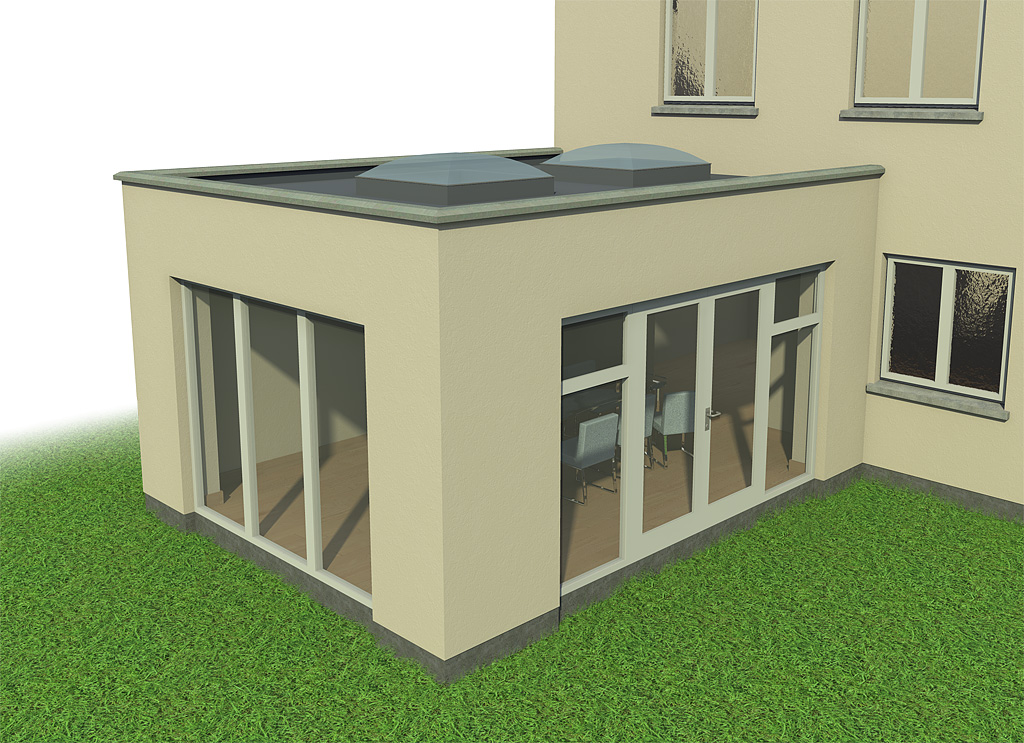 extension of a existing house ssmdremovals