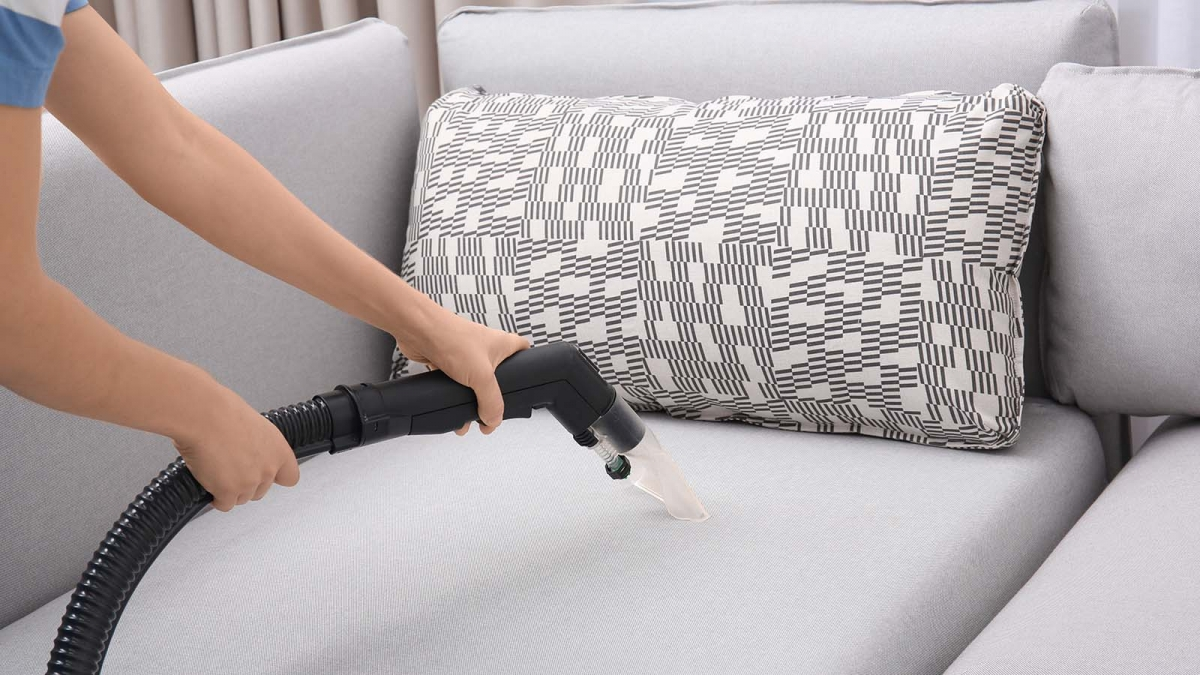 cleaning services upholstery